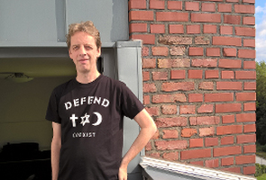 Drei Fragen an … Rechtschreib-Profi Julian von Heyl