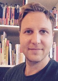 Drei Fragen an … Autor Christopher Lück